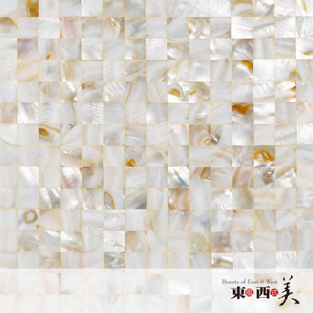 Bedroom Wall Decor Mother of Pearl Mosaic Tile Supplier