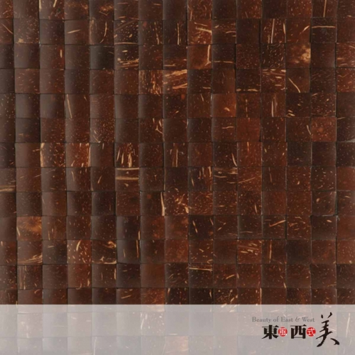 Decorative Mosaic Coconut Wall Tiles for Sale