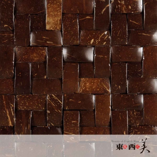 Polished Coconut Wall Panels for Sale