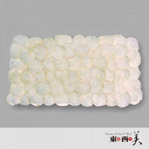 Flexible Capiz Shell Products Wall Panels