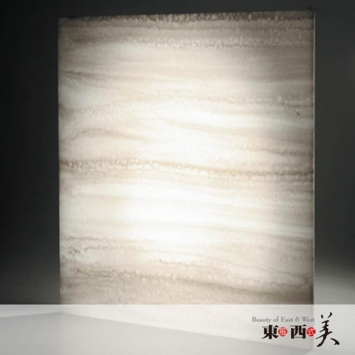Backlit Onyx Illuminated Wall Panels