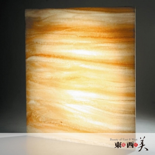 Artificial Translucent Onyx Panels