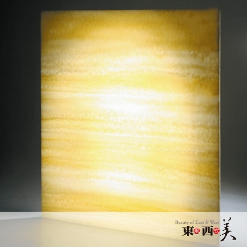 Faux Onyx Backlit Decorative Wall Panel