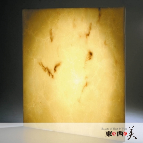 Artificial Translucent Alabaster Stone Panel