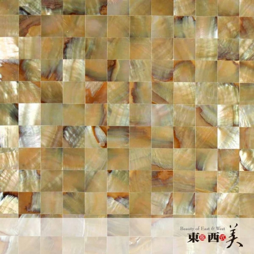 Mother of Pearl Tile Mosaic Backsplash