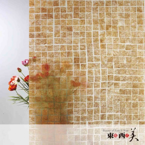 Decorative Translucent Panels : Translucent resin panels wall covering