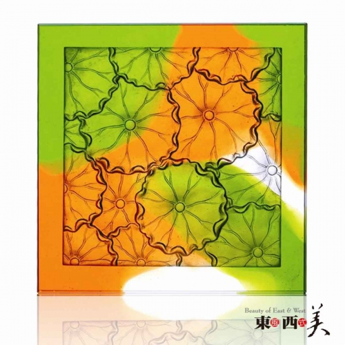 Collectible Liuli Glass for House Decoration